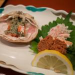 大衆割烹 善甚 - セイコ蟹