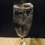 カレー鍋 伝心望 - オリジナルお冷グラス