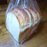 22847414 - 2013.12 朝ごはん用の食パン(冷凍保存して食べます)