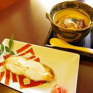 絶品の魚の西京焼き~一番人気の豆富グラタン