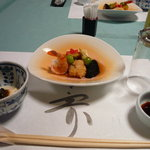 ゆ庵(日本料理) - 料理写真:先付け