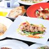 トラットリア ジラソーレ - 料理写真:コース料理の一例