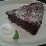 つゆ艸 - チョコレートケーキ