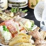 千串屋 - 料理写真:旨い酒と焼鳥