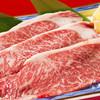 焼肉と韓国料理 葉山 - 料理写真:特選「讃岐牛」ロース:四国・瀬戸内の温暖な気候風土の中、丹念に育てあげられたブランド和牛「讃岐牛」!適度に入った上品な甘さの脂、溢れる肉汁がたまりません!