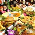 The 59's Sports Bar & Diner - まるで海外のお洒落パーティー