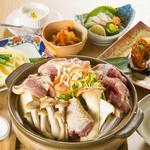 焼肉と韓国料理 葉山 - 讃岐コーチン コラーゲン鍋