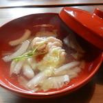22854946 - お椀(タチと白菜)