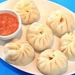MOMO - 料理写真:ネパール餃子「モモ」