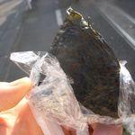 京園 - 名物「おにぎり」1個100円