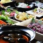 瑞 kitchen - 料理写真:ブリしゃぶコース