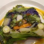 ロイヤルホスト - 11種野菜の自家製テリーヌ