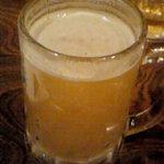 ちゅら海の台所 花花 - ドリンク写真:シークワーサービール