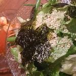 源蔵 - 塩チョレギサラダ