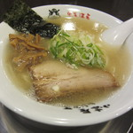 小高屋しじみ王 - 塩ラーメン 600円