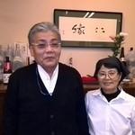 飛騨琢磨 - 飛騨琢磨の店長と沖縄出身の奥様 とても気さくな素敵なご夫婦でした。