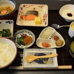 天婦羅 若竹 - 料理写真:朝食