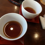 甘味茶寮 ほとり - お茶
