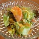 キッチン カトウ - サラダ