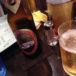 ダバ インディア - 2013.11 GOLDEN EAGLEで乾杯☆