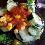 湾岸食堂 - サラダです