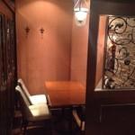 seasons diner COMODO - 半個室2~4名