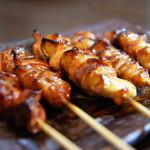 銀座がち鶏 - タレ焼き5種