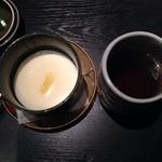 銀座 あまくさ - 大阿蘇山麓生乳プリン〜柚子蜜がけ〜
