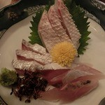 魚と鶏の居酒屋 よいさん - 〆た魚(九州産)