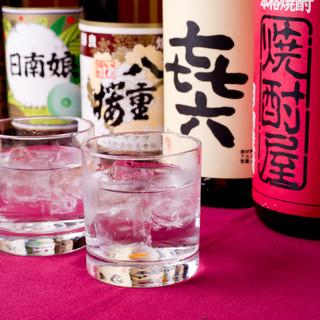 地元・宮崎で愛されている焼酎を!