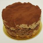 エクスキーズ - 今日のケーキ《チョコレートケーキ》(\580、2013年11月)