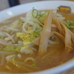 ラーメンの味軒 - 料理写真:味噌