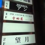 寺田屋 - 2013年9月訪問時撮影