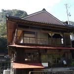瀞ホテル - 歴史のある楼閣です!