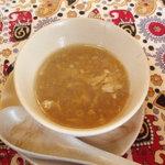 ピーコック - スープ