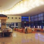 トータス - 旅館のロビー '13 11月中旬