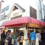 22885566 - 武蔵小山の駅前