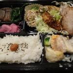 公園通りの洋食屋 ROMAN - 洋風弁当1,050円