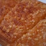 カフェドムッシュ - アーモンドトースト アップ