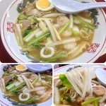 道の駅 七城メロンドーム - 米麺太平燕様もイイですね♪