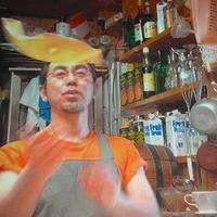 串酒場 ピザ酒場 おれんじ - ピザ生地に拘ってます