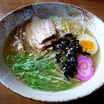 麺処 咲柳 - しおラーメン