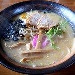 麺処 咲柳 - みそラーメン