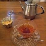 シトロン・シュクレ - 季節のおすすめ紅茶(マロンメープル)