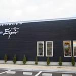 カフェ エスポワール - テイクアウト店舗の外観