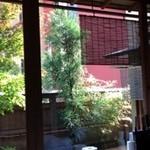 神楽坂 前田 - 201312 前田 店内⇒