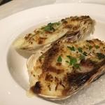 オッティモ・シーフード・ガーデン - 牡蠣のオーブン焼き