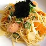 22892999 - 海の幸のスパゲティ