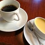 22893033 - コーヒー&プリン