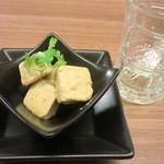 ALA - クリームチーズのわさび醤油漬け